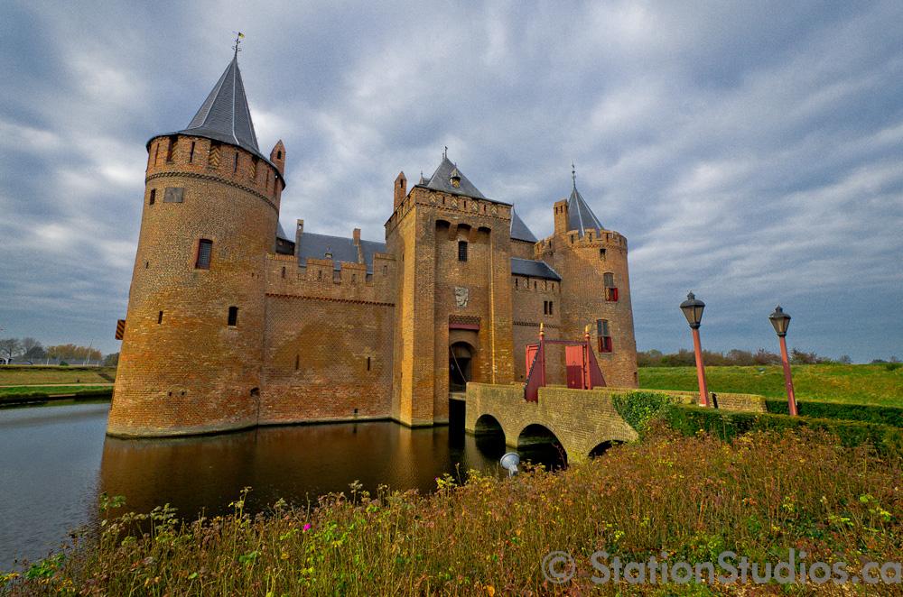Muiderslot Castle, Muiden, NL
