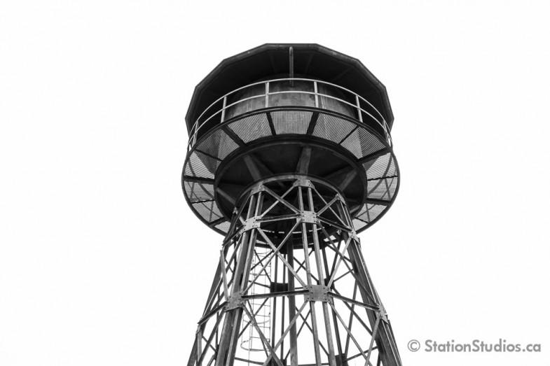 Water Tower at Het Spoorwegmuseum, Utrecht