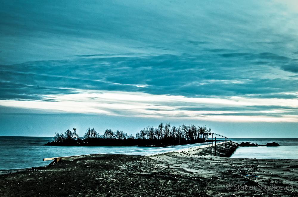 Summer is Over; Port Stanley, Ontario