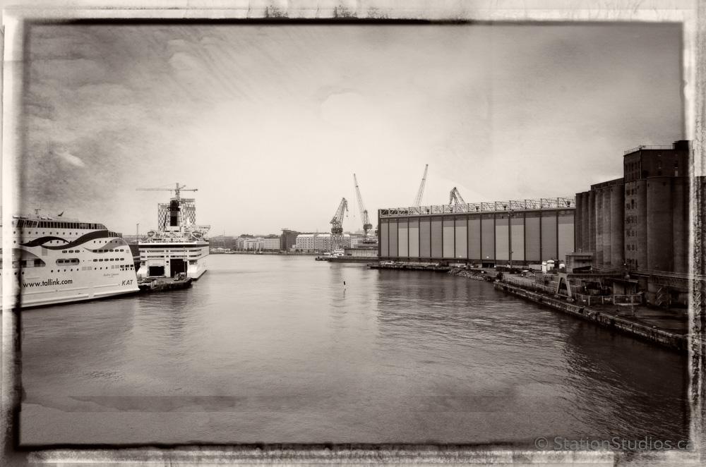 Harbour, Helsinki