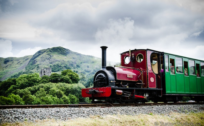 Riding the Little Trains of Wales
