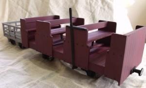 Acme Engineering Penrhyn Open Workman Car
